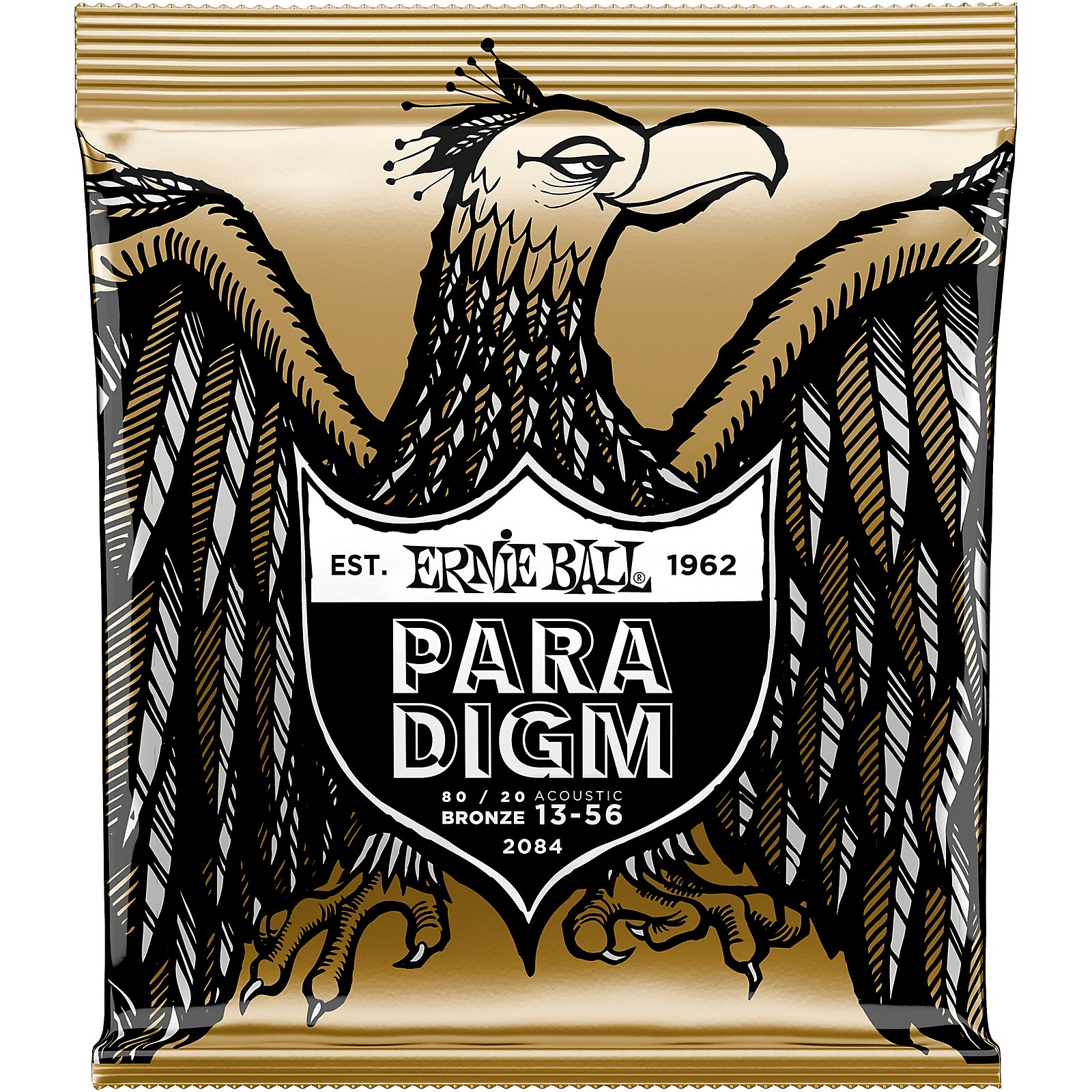 Ernie Ball Paradigm 80/20 Acoustic Guitar Strings Medium