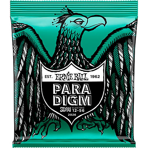 Ernie Ball Paradigm Not Even Slinky Electric Guitar Strings