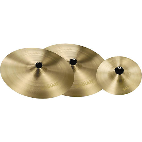 Sabian Paragon Crash Pack with 10
