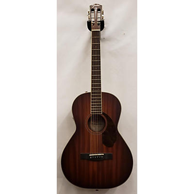 Fender Paramount PM-2E LTD AM ACB Acoustic Electric Guitar