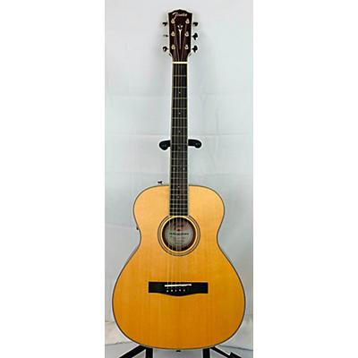 Fender Paramount PM-TE Std Acoustic Electric Guitar