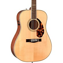 Open Box Fender Paramount Series PM-1 Limited Adirondack Dreadnought, Mahogany Acoustic-Electric Guitar