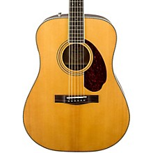 Open Box Fender Paramount Series PM-1 Standard Dreadnought Acoustic-Electric Guitar