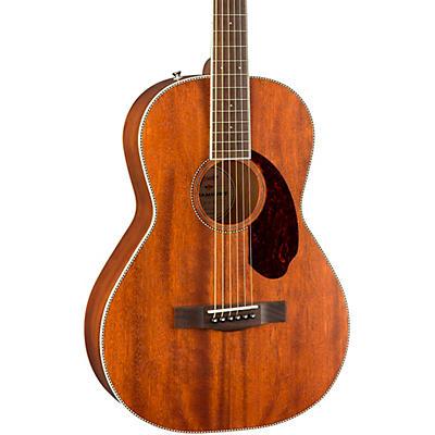Fender Paramount Series PM-2 Parlor Acoustic Guitar