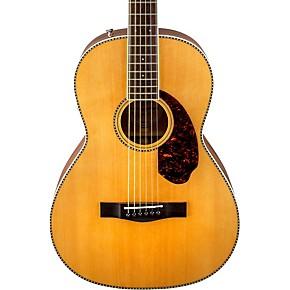 fender paramount series pm 2 standard parlor acoustic electric guitar musician 39 s friend. Black Bedroom Furniture Sets. Home Design Ideas