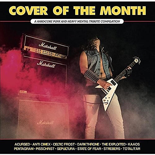 Alliance Paranoid - Cover Of The Month