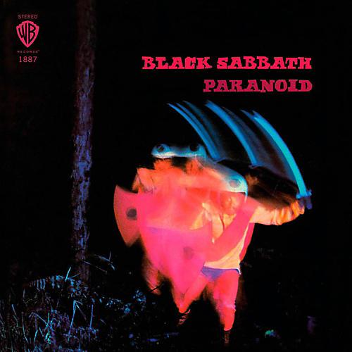 WEA Paranoid Deluxe Edition 2LP 180 Gram Vinyl