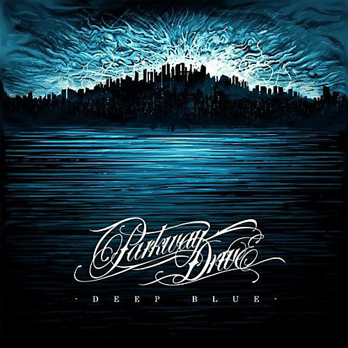 Alliance Parkway Drive - Deep Blue