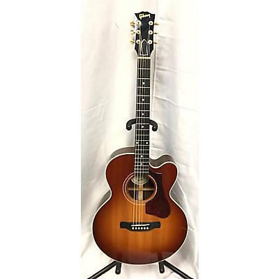 Gibson Parlor Rosewood AG Acoustic Electric Guitar