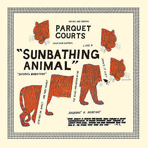 Alliance Parquet Courts - Sunbathing Animal