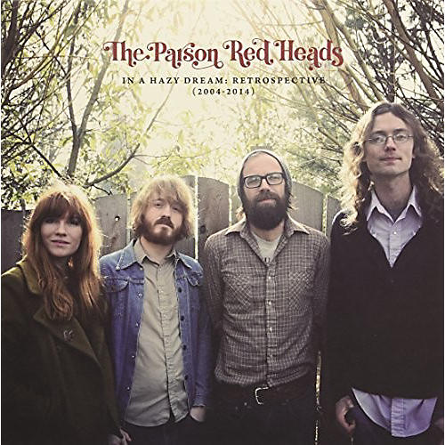 Alliance Parson Red - In A Hazy Dream: Retrospective 04-14 (Red Vinyl)