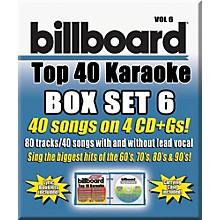 Universal Music Group Party Tyme Karaoke - Billboard Box Set 6