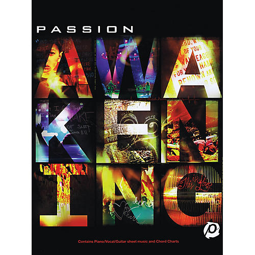 Hal Leonard Passion - Awakening Sacred Folio Series Softcover Performed by Passion