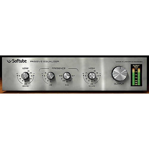 Softube Passive Active EQ Plug-in Pack - Native Download