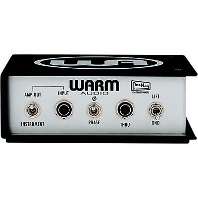 Warm Audio Passive Direct Box