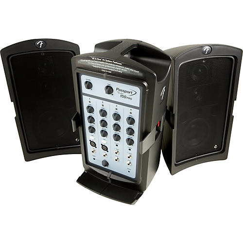 Fender Passport 150 PRO Portable PA System
