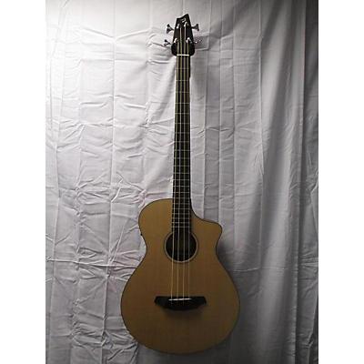 Breedlove Passport B350/SME4 Acoustic Bass Guitar