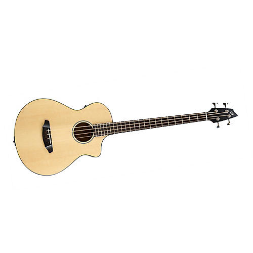 Breedlove Passport B350/SMe4 Acoustic-Electric Bass Guitar