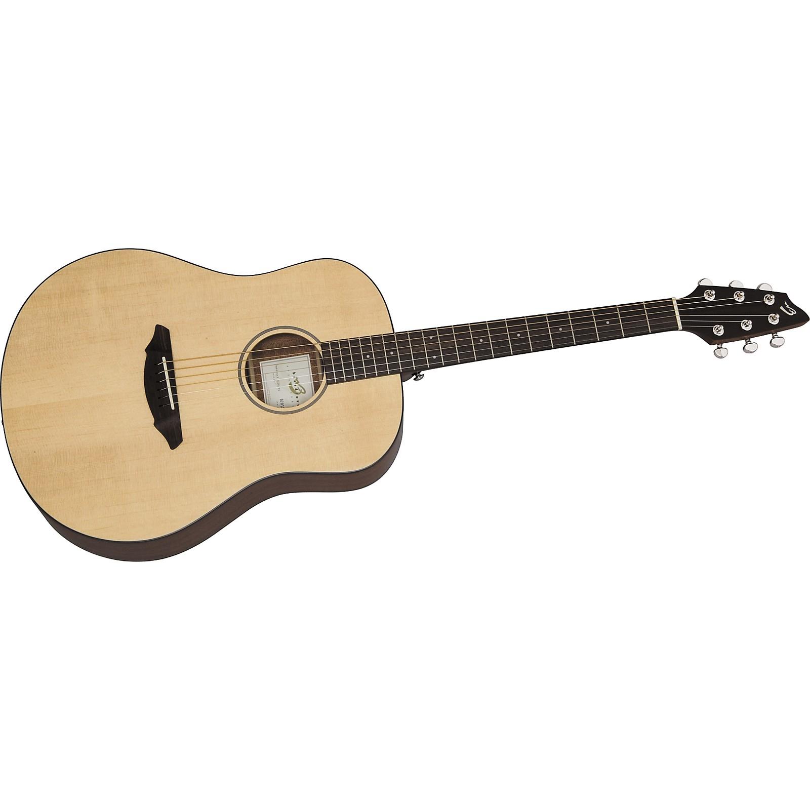 Breedlove Passport D200\/SM, T 7\/8 Acoustic Travel Guitar  Musician's Friend