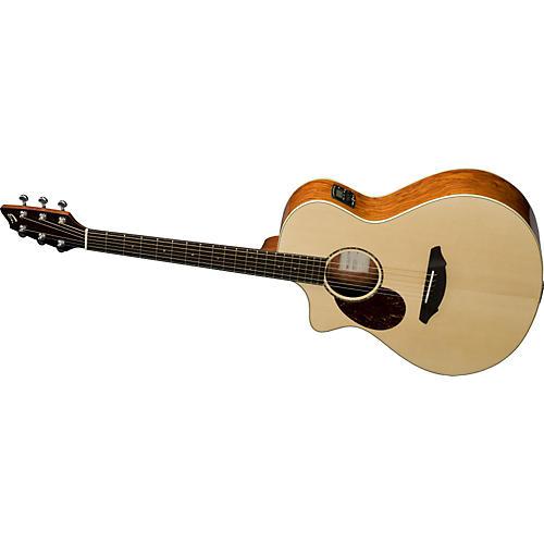Breedlove Passport PLUS C250/SB Lefty Acoustic-Electric Guitar