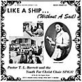 Alliance Pastor T.L. Barrett - Like A Ship (without A Sail) thumbnail