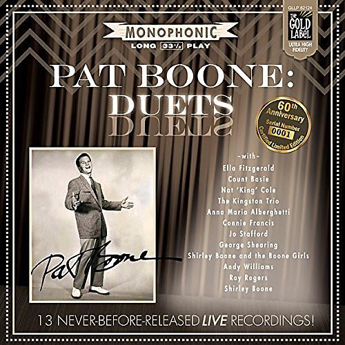 Alliance Pat Boone - Duets