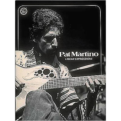 REH Pat Martino - Linear Expressions for Guitar Book
