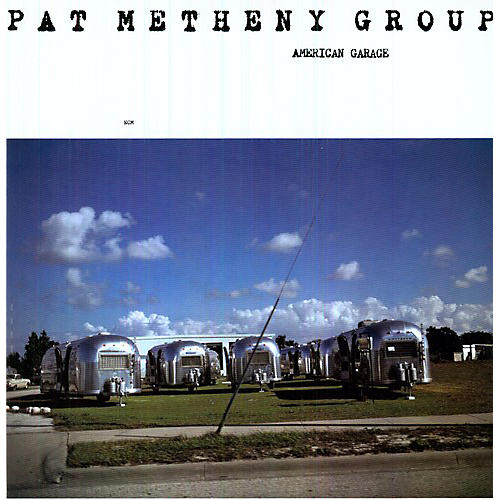 Alliance Pat Metheny - American Garage