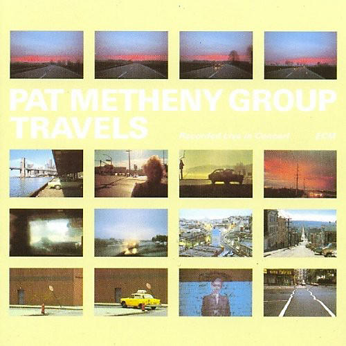 Alliance Pat Metheny - Travels