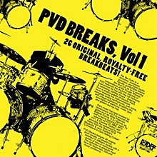 Pat Van Dyke - Pvd Breaks Vol 1 (royalty Free Breaks)