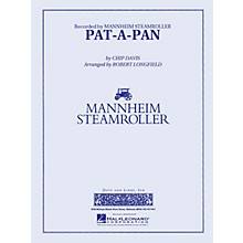 Dots and Lines, Ink. Pat-a-Pan (Mannheim Steamroller) Concert Band Level 3 Arranged by Robert Longfield