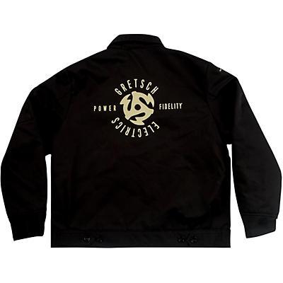 Gretsch Patch Jacket - Black