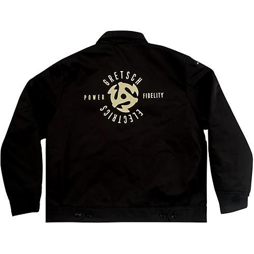 Gretsch Patch Jacket - Black Small