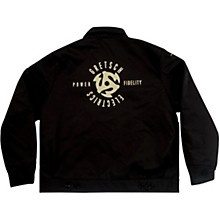 Patch Jacket - Black XX Large