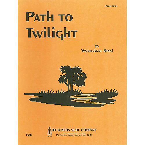 Music Sales Path To Twilight Music Sales America Series
