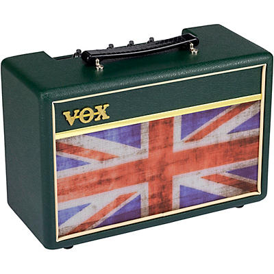 Vox Pathfinder 10 Amp With Limited-Edition Union Jack Theme