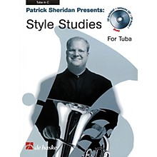De Haske Music Patrick Sheridan Presents Style Studies De Haske Play-Along Book Series by Patrick Sheridan