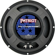"Open Box Eminence Patriot The Copperhead 10"" 75W Guitar Speaker"