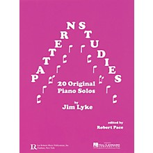 Lee Roberts Pattern Studies (20 Original Piano Solos) Pace Piano Education Series Composed by Jim Lyke