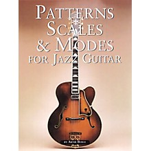 Music Sales Patterns, Scales and Modes for Jazz Guitar Book