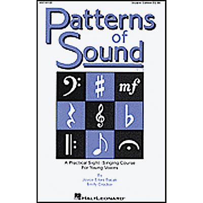 Hal Leonard Patterns of Sound Student Edition - Volume 2 Book