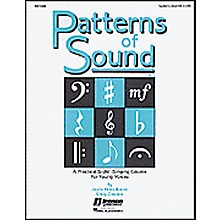 Hal Leonard Patterns of Sound Teacher's Edition - Volume 1 Book