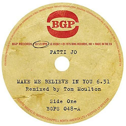 Alliance Patti Jo - Make Me Believe in You / Ain't No Love Lost