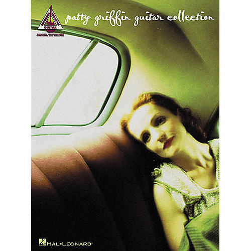 Hal Leonard Patty Griffin Guitar Collection Guitar Tab Book