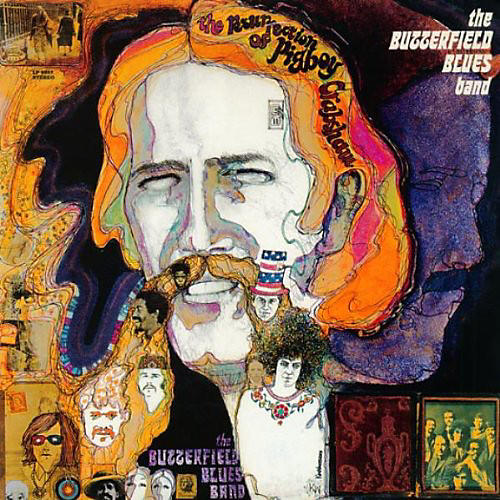 Alliance Paul Butterfield - Resurrection of Pigboy Crab