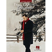 Hal Leonard Paul Cardall - Christmas Piano/Vocal/Guitar Songbook