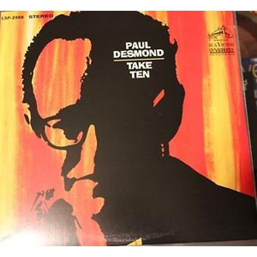 Alliance Paul Desmond - Take Ten