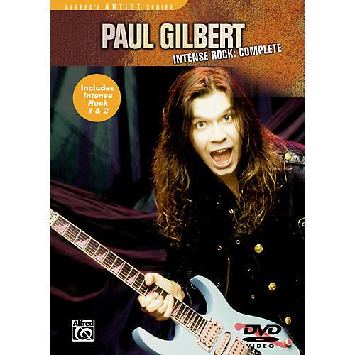 Alfred Paul Gilbert - Intense Rock: Complete DVD