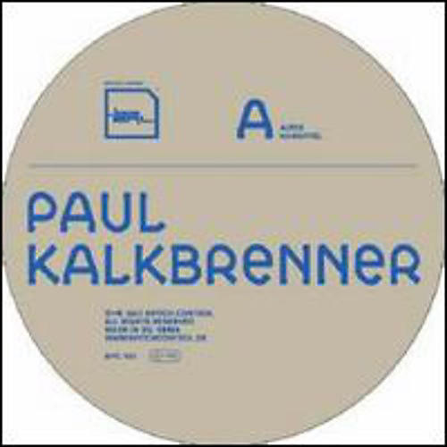 Alliance Paul Kalkbrenner - Altes Kamuffel