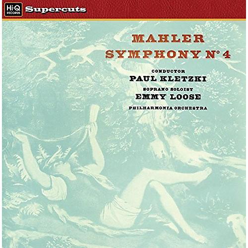 Alliance Paul Kletzki & Philharmonia Orchestra - Mahler Symphony No. 4